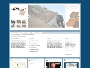 W. Thron GmbH & Co. KG Dachdeckermeisterbetrieb
