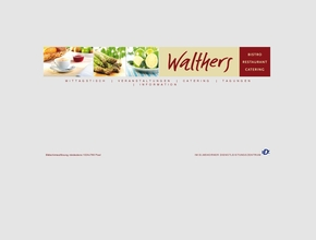 Walthers Bistro