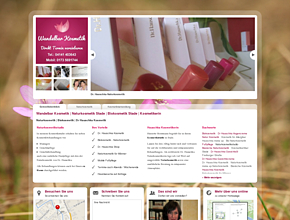 Wandelbar Kosmetik | Naturkosmetik Stade | Biokosmetik Stade | Kosmetikerin