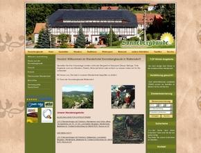 Wanderhotel Sonnebergbaude | Restaurant - Biergarten - Familienfeiern