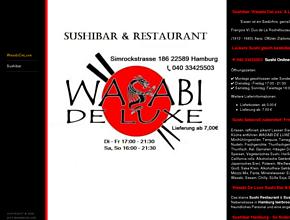 Wasabi de Luxe