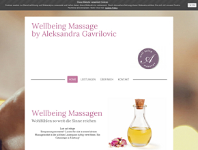 Wellbeing Massage by Aleksandra Gavrilovic