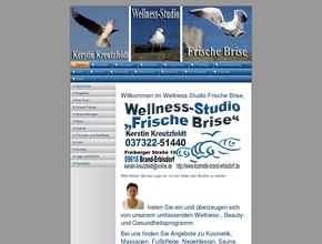 "Wellnes-Studio ""Frische Briese"""