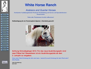 White Horse Ranch