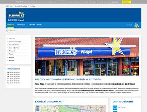 Wiegel GmbH | Euronics | Elektrofachhandel
