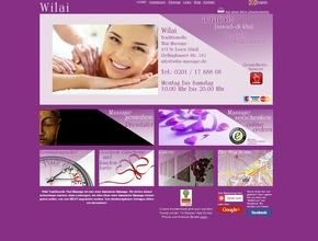 Wilai Traditionelle Thai-Massage