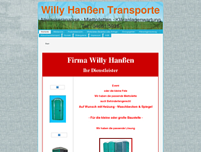 Willy Hanßen Transporte