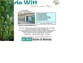 W.Kernal - de Witt Franchisepartner - Möbel nach Maß
