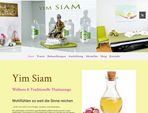 Yim Siam Wellness & Traditionelle Thaimassage