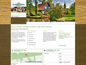 Zimmerei | Holzbau | Holzarbeiten | Cuxhaven - Stade | Günter Tiedemann