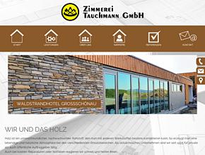 Zimmerei Tauchmann GmbH